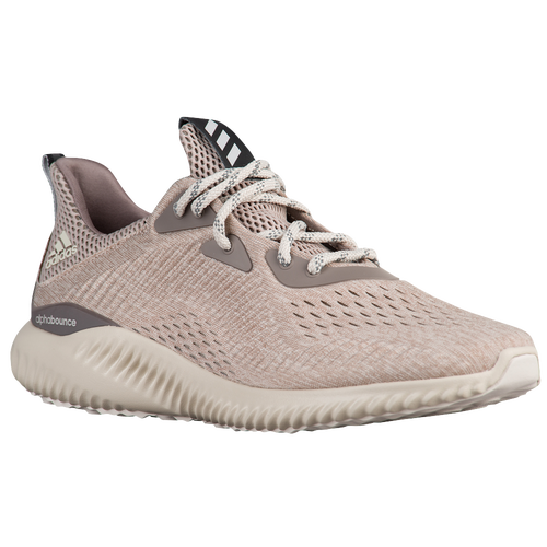adidas Alphabounce EM - Men's - Running - Shoes - Tech Earth/Clear  Brown/Crystal White