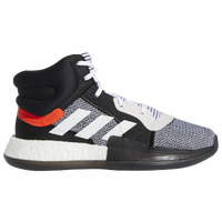 adidas Marquee Boost - Boys' Grade School - Grey / Black