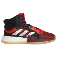 adidas Marquee Boost - Boys' Grade School - Cardinal / Red