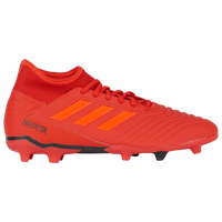adidas Predator 19.3 FG - Men's - Red
