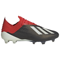 adidas X 18.1 FG - Men's - Black / Red