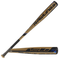 Rawlings Velo BBCOR Baseball Bat - Men's - Gold