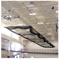 Jaypro Ceiling Suspended Retractable Cage