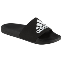 adidas Adilette Shower Slide - Men's - Black