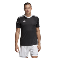 adidas Team Squadra 17 Short Sleeve Jersey - Men's - Black / White