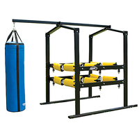 Fisher Athletic Power Blaster With Hanging Dummy