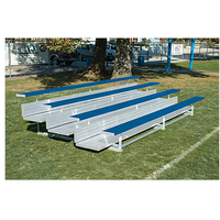 Bison Weatherbeater Premium Outdoor Bleacher
