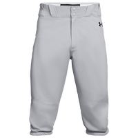 Under Armour Team Icon Knicker Baseball Pants - Men's - Grey