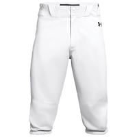 Under Armour Team Icon Knicker Baseball Pants - Men's - White