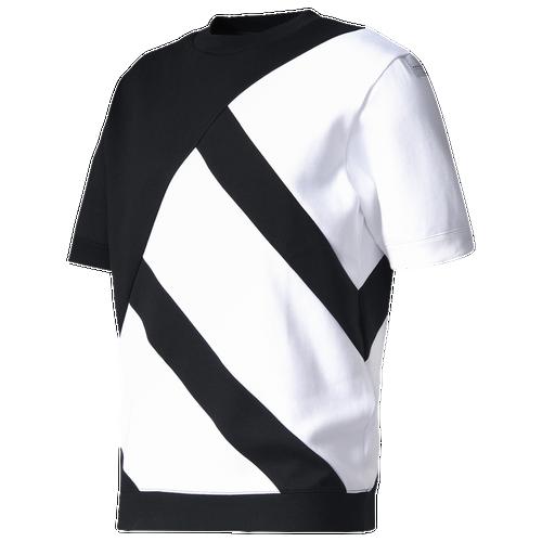adidas Originals EQT Boxy Short Sleeve Crew - Men's Casual - Black BP5979