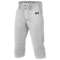 Under Armour Team Next Knicker Baseball Pants - Boys' Grade School - Grey