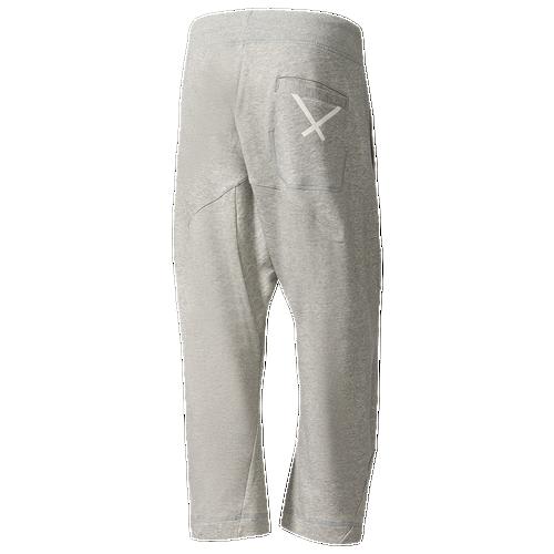 adidas Originals XByO 7/8 Pants - Men's Casual - Medium Grey Heather BQ3100