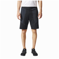adidas Tango Shorts - Men's - All Black / Black