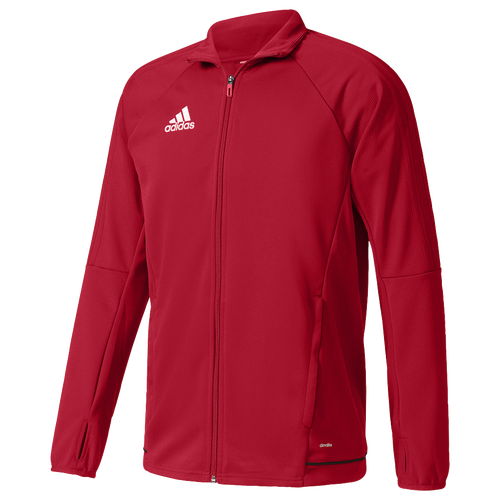 dbba83e52f68 Adidas Tiro 17 Jacket - Boysu0026 39  Grade School - Basketball - Clothing -