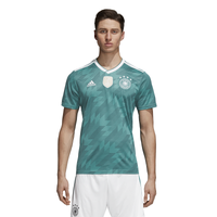 adidas Germany Climalite Replica Jersey - Men's - Germany - Aqua / Aqua