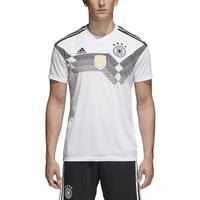 adidas Germany Climalite Replica Jersey - Men's - Germany - White / Black
