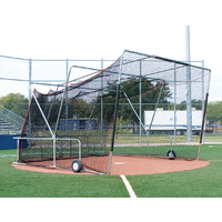 Diamond Team Portable/Foldable Batting Cage