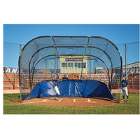 Diamond Team Replacement Net With Baffle