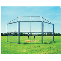 Diamond Team Chain Link Backstop