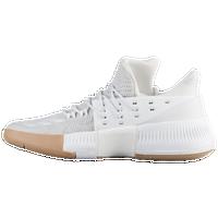 best website f9954 cc9a4 ... shop adidas dame 3 mens basketball shoes damian lillard dark green  07d0e cb77e