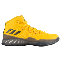 adidas Crazy Explosive 2017 - Boys' Grade School - Yellow / Black