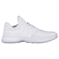 adidas Harden Vol. 1 - Boys' Grade School -  James Harden - All White / White
