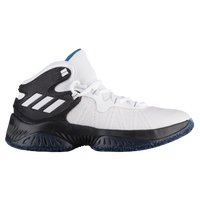 adidas Crazy Explosive Bounce - Boys' Grade School - Black / White