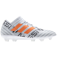 adidas Nemeziz 17.1 FG - Men's - White / Orange