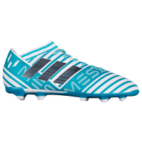 adidas Nemeziz 17.1 FG - Men's - White / Black