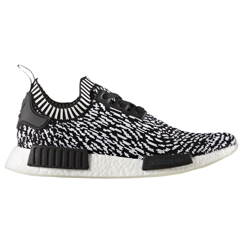 adidas Originals NMD R1 Primeknit - Men\u0027s - Black / White