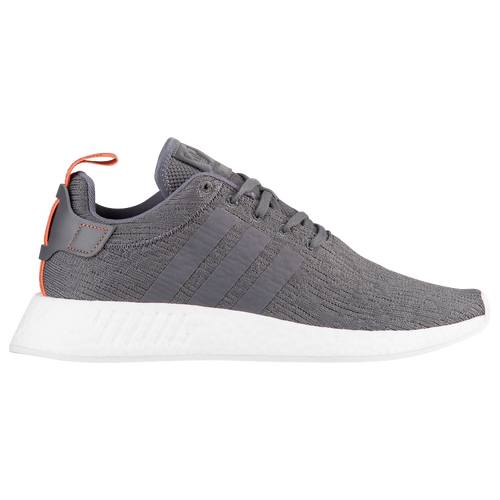 adidas Originals NMD R2 - Men\u0027s - Running - Shoes - Grey/Grey/Future Harvest