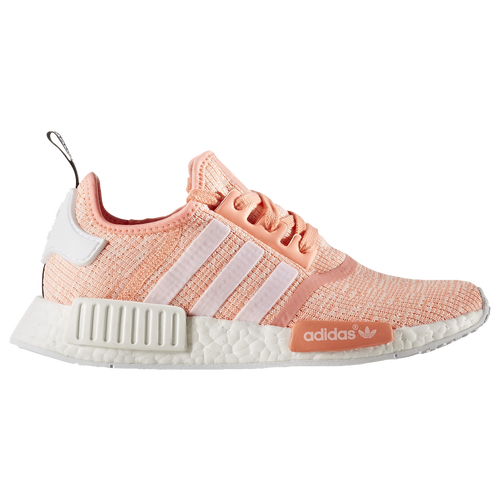 adidas Originals NMD R1 - Women\u0027s - Running - Shoes - Sun Glow/White/Haze  Coral