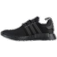 adidas Originals NMD R1 - Men\u0027s - Black / Grey
