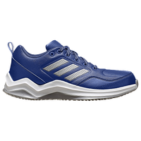 adidas Speed Trainer 3 SL K - Boys' Grade School - Blue / Silver