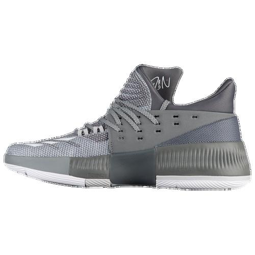 huge selection of 4714d 1b10c ... get adidas dame 3 mens basketball shoes damian lillard onix 53240 7b4bf