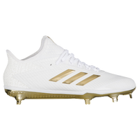 adidas adiZero Afterburner 4 - Men s - White   Gold 5a8c6a3a2