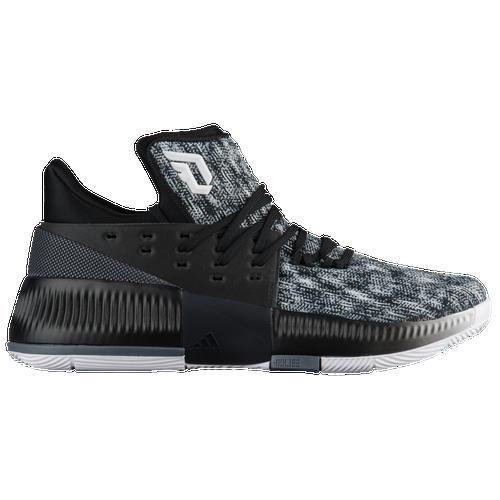 cheap for discount 1f0f1 cd858 ... uk adidas dame 3 mens basketball shoes damian lillard white black onix  76e85 73de1