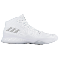 adidas Crazy Explosive - Men's - White / Grey