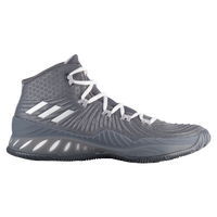 adidas Crazy Explosive - Men's - Grey / Silver