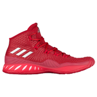 adidas Crazy Explosive - Men's - Red / Red