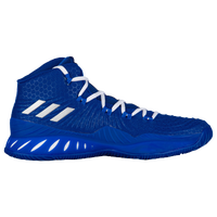 adidas Crazy Explosive - Men's - Blue / Silver