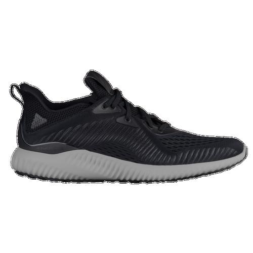 adidas Alphabounce EM - Men's - Running - Shoes - Black/White