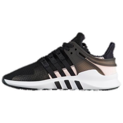 a72347989f47 80%OFF adidas Originals EQT Support ADV Womens Running Shoes Black Black  White