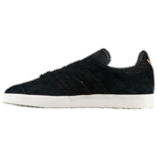 adidas Originals Gazelle - Women\u0027s - Black / Gold