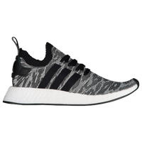adidas Originals NMD R2 Primeknit - Men\u0027s - Black / Grey