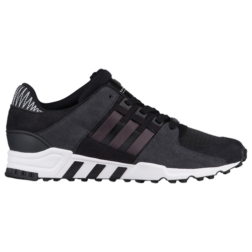 adidas Originals EQT Support RF - Men\u0027s - Running - Shoes - Black/Carbon/ White