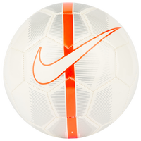 Nike Mercurial Fade Soccer Ball - White / Silver