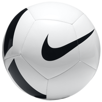 Nike Pitch Team Soccer Ball - White