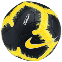 Nike Strike Soccer Ball - Black / Yellow