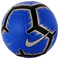 Nike Strike Soccer Ball - Blue